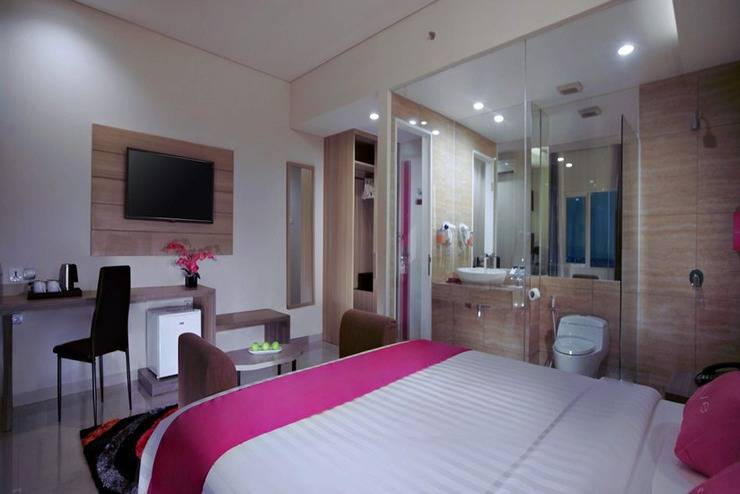 fave hotel Lombok - Kamar Deluxe