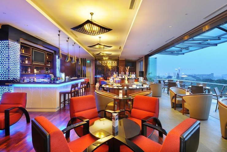 The Luxton Bandung Bandung - Xlounge