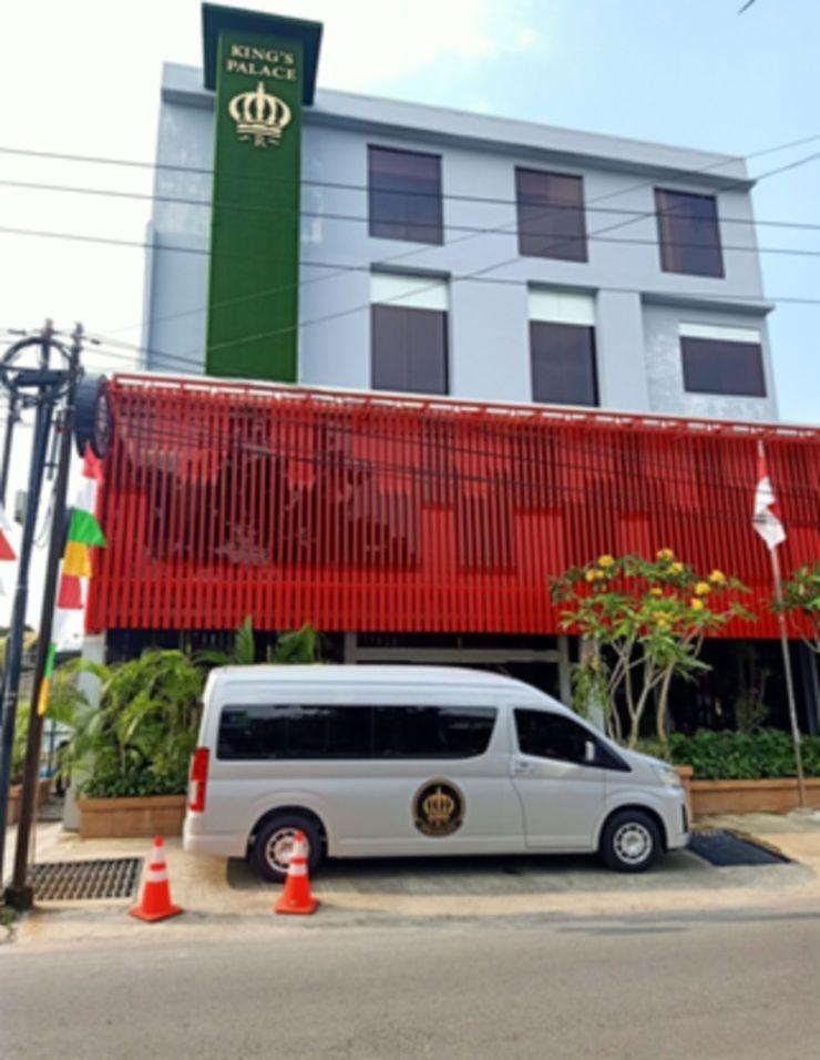 King's Palace Hotel Medan Medan - Facade