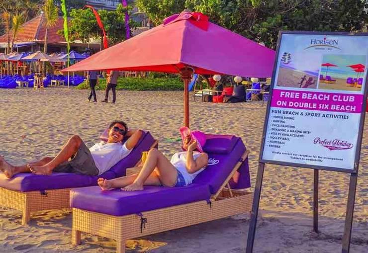 Horison Seminyak - Beach Club