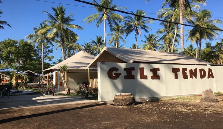 Gili Tenda Lombok - Exterior