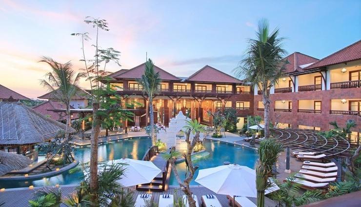 The Alantara Sanur Bali - Exterior