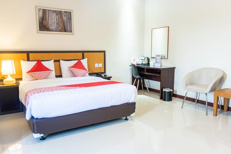 OYO 533 HOKKIE HOTEL PUNGGUR BATAM Batam - Bedroom D/D
