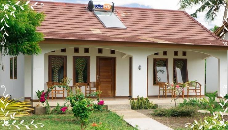 Bidara Cottages Lombok - Facade