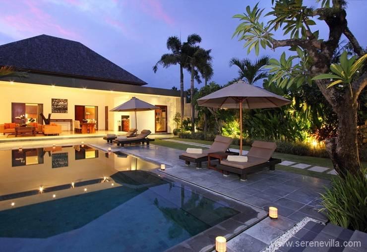 Serene Villas Bali - Serene Frangipani