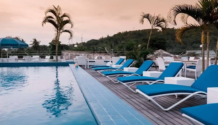 Taman Unique Hotel Lombok - Facilities