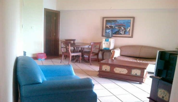 Apartment Marbella Anyer by Hendra Serang - Master Room