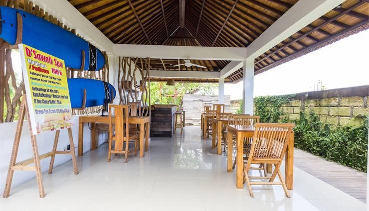RedDoorz @Kedungu Beach Tanah Lot - Interior