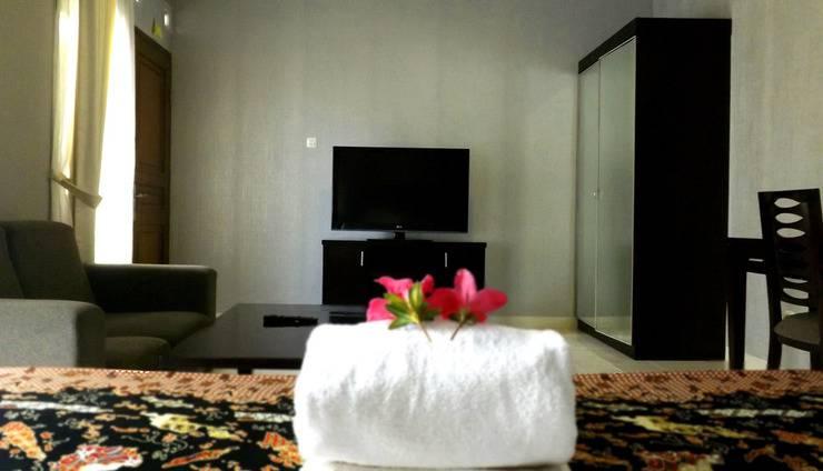 Radiant Villa Lembang - amenities