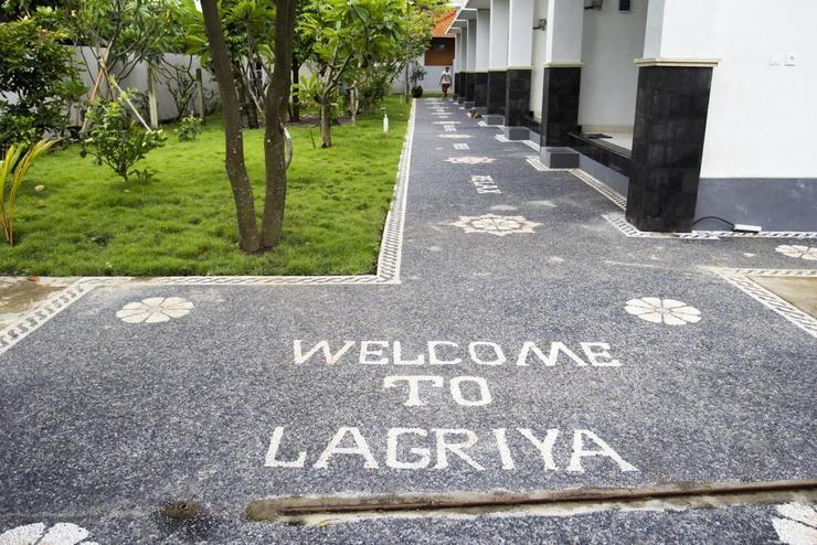 LaGriya Guest House Bali - Facade