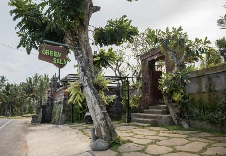 Green Sala Villa Bali - Exterior