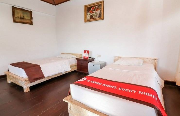 NIDA Rooms Ubud Bali Sayan - Kamar tidur