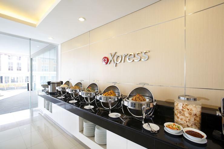 Hotel Amaris Karawang - Buffet