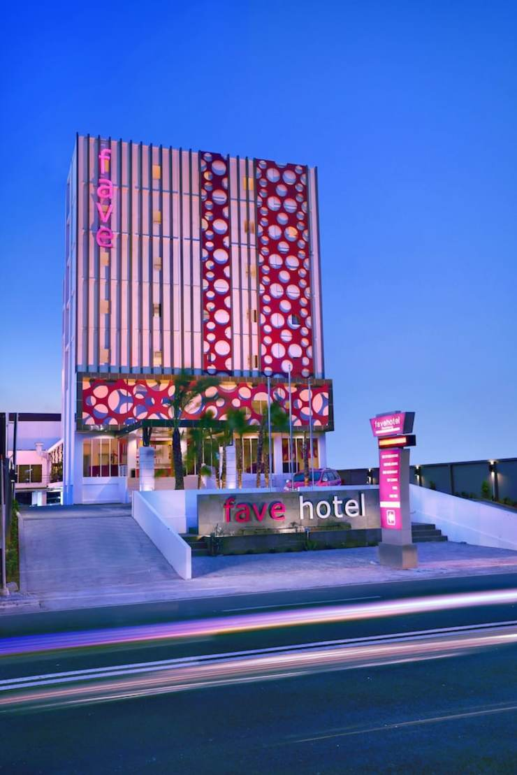 Fave Hotel Rembang - Featured Image