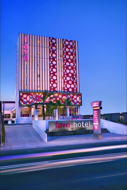 Fave Hotel Rembang - ekterior