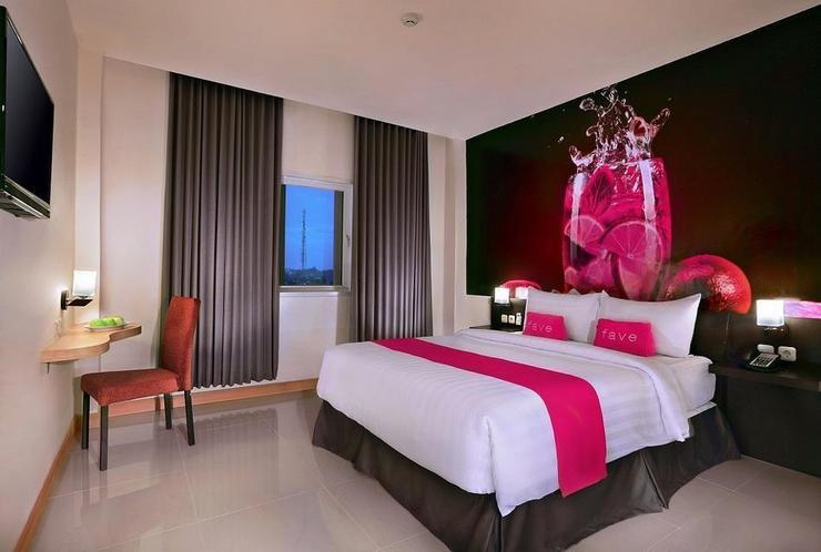 Fave Hotel Rembang - standard room