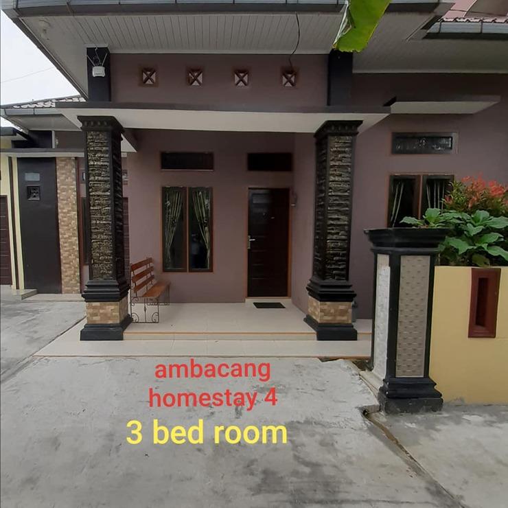 Ambacang Homestay 4 Bukittinggi - home