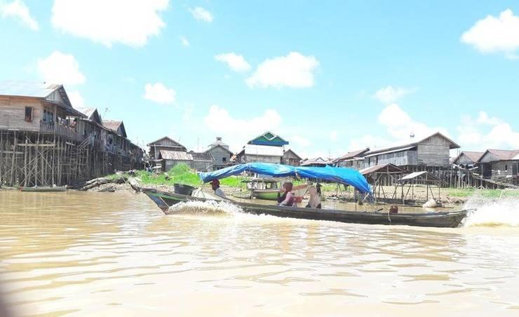 Avicenna Hotel Palangkaraya - Sungai Kahayan