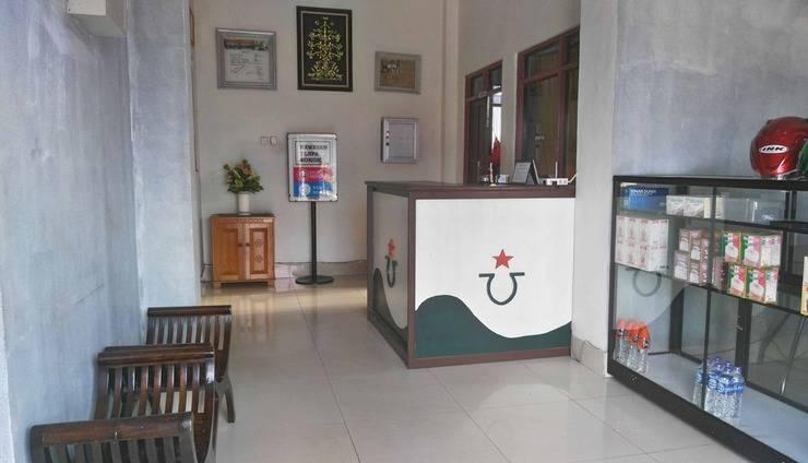 Avicenna Hotel Palangkaraya - Resepsionis