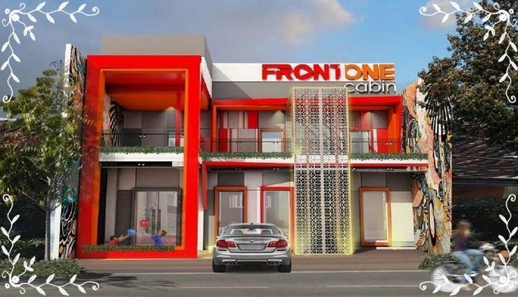 Front One Cabin Malioboro Jogja Yogyakarta - Facade