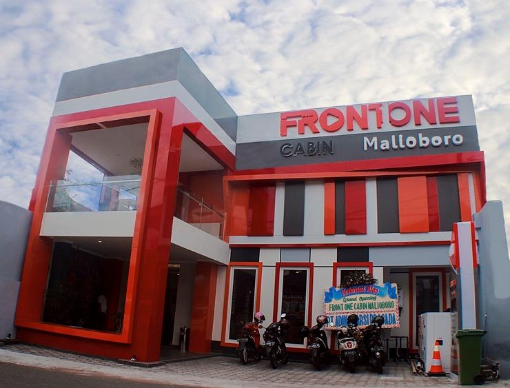 Front One Cabin Malioboro Jogja Yogyakarta - fs