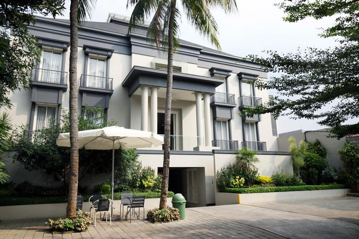 Home 899 Patal Senayan Jakarta - Exterior