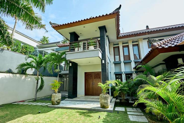 Villa Khasaya Bali - Facade