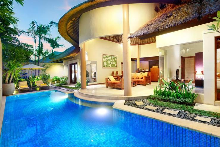 Bhavana Private Villas Bali - Swimming Pool