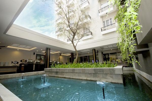 Pranaya Suites Hotel Tangerang Selatan - Taman