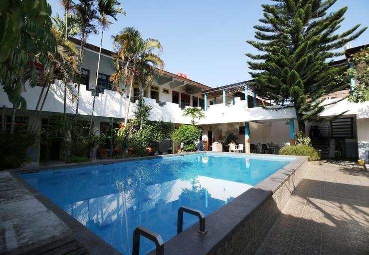 Airy Mergangsan Prawirotaman Satu 10 Yogyakarta Yogyakarta - Pool
