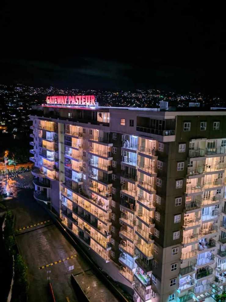 Apartement Gateway Pasteur Bandung - Buiding