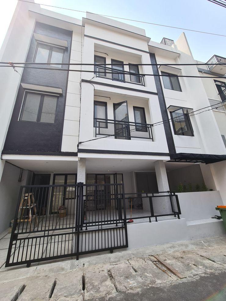 Kebon Kacang Residence Jakarta - Facade