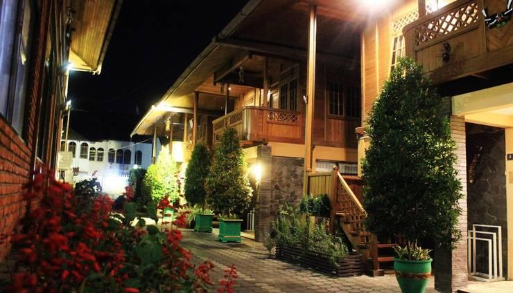 Hotel Pesona Bamboe Bandung - FSD