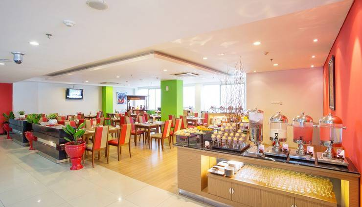 Atrium Premiere Yogyakarta - Plataran Restaurant