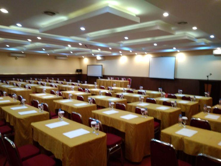 Parma Panam Hotel Pekanbaru - MEETING ROOM