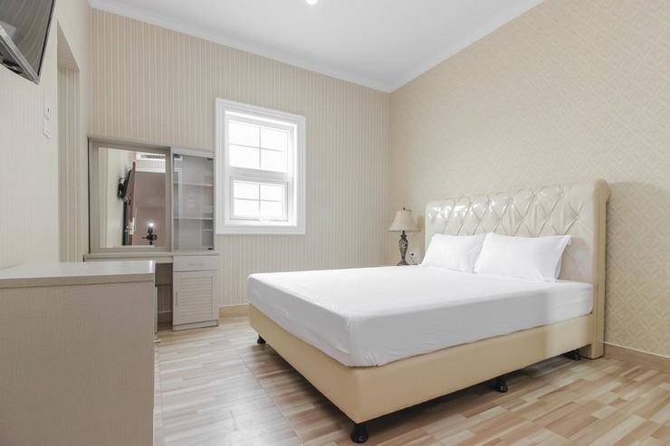 Kwitang Guest House Jakarta - Bedroom