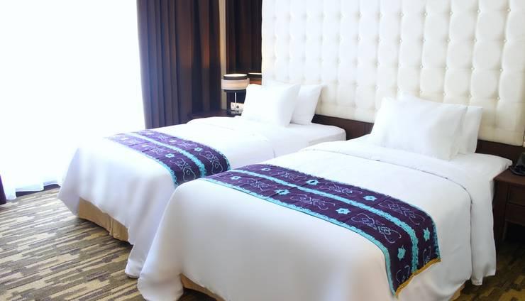 Rattan Inn Banjarmasin - Grand Deluxe Twin Bebas Rokok