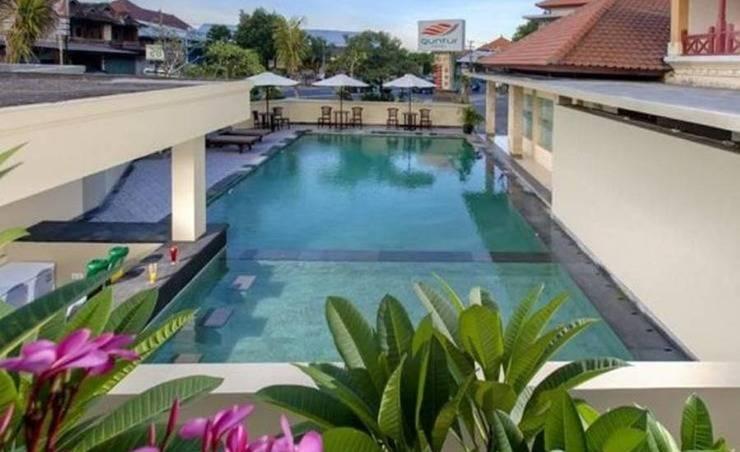 Alamat Guntur Hotel - Bali