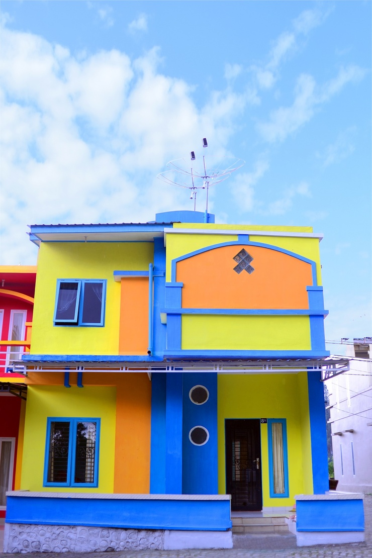 Villa Berastagi Highland Blok 8L Karo - VILA