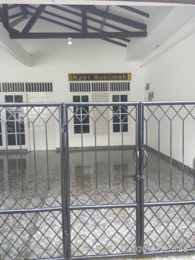 Kost Muslimah Bekasi - Facade