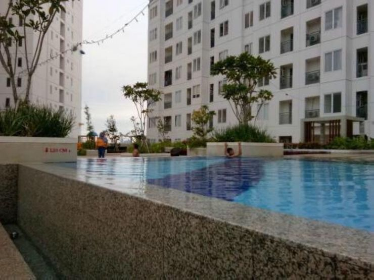 Romantic View at Treepark City Apartement by QnMRooms Tangerang - Facilities