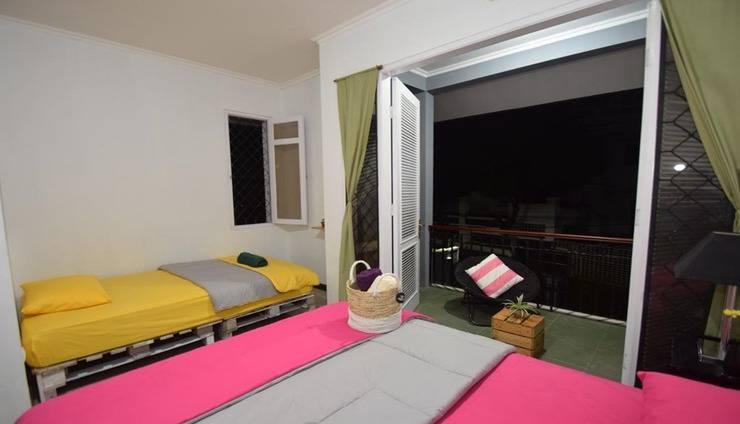 D&D Backpacker Guesthouse Bandung - Room