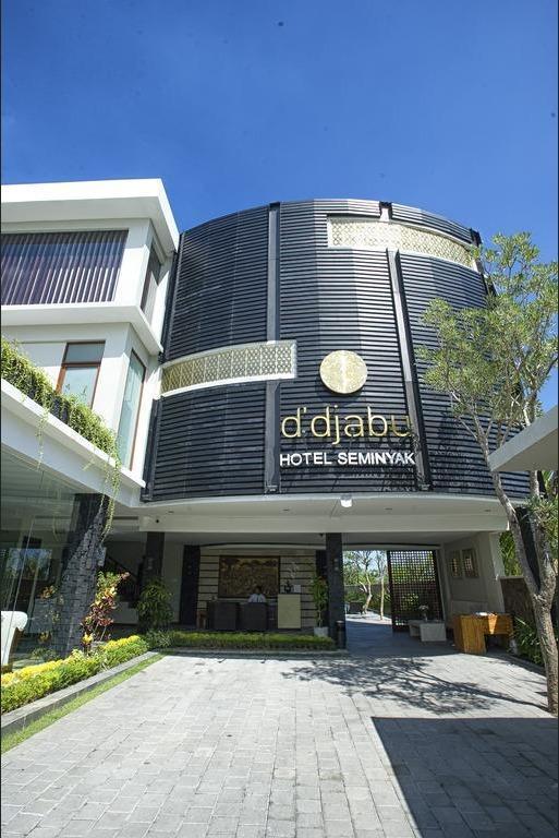 D'djabu Hotel Seminyak Bali -  Exterior