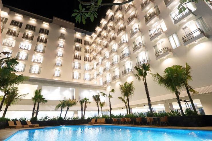 M Bahalap Hotel Palangka Raya Palangka Raya - KOLAM RENANG