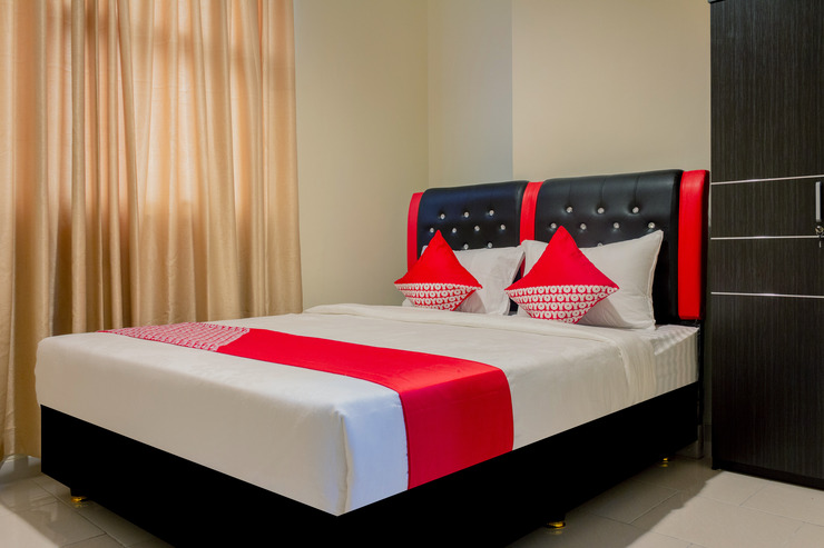 OYO 303 JO Cengkareng Syariah Jakarta - Bedroom