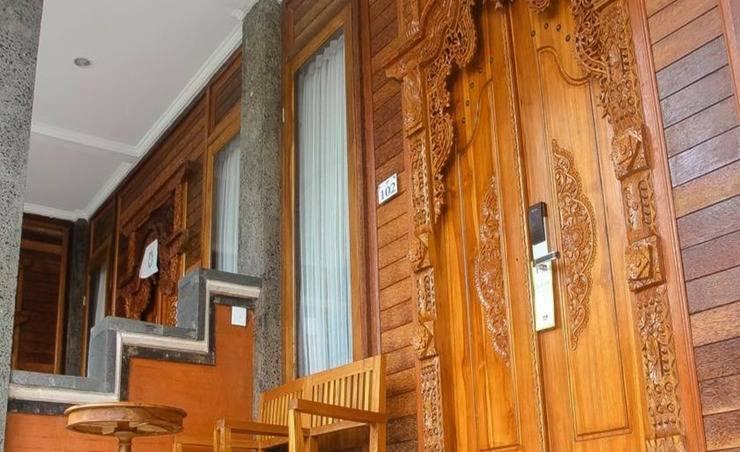 D Camel Hotel Lembongan - Eksterior