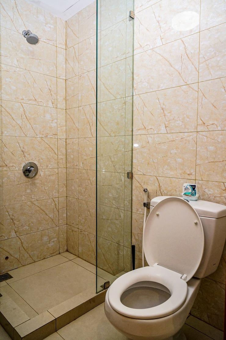 The Mansion Kemayoran Jasmine No.37M Tower Dorada Jakarta - Bathroom