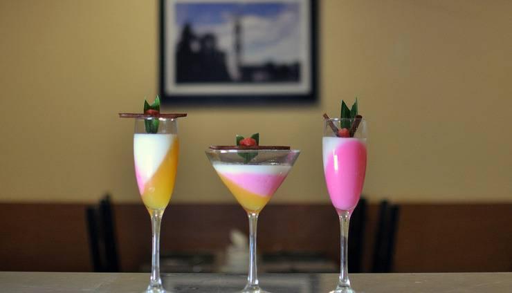 Maestro Hotel Kota Baru Pontianak - Minuman