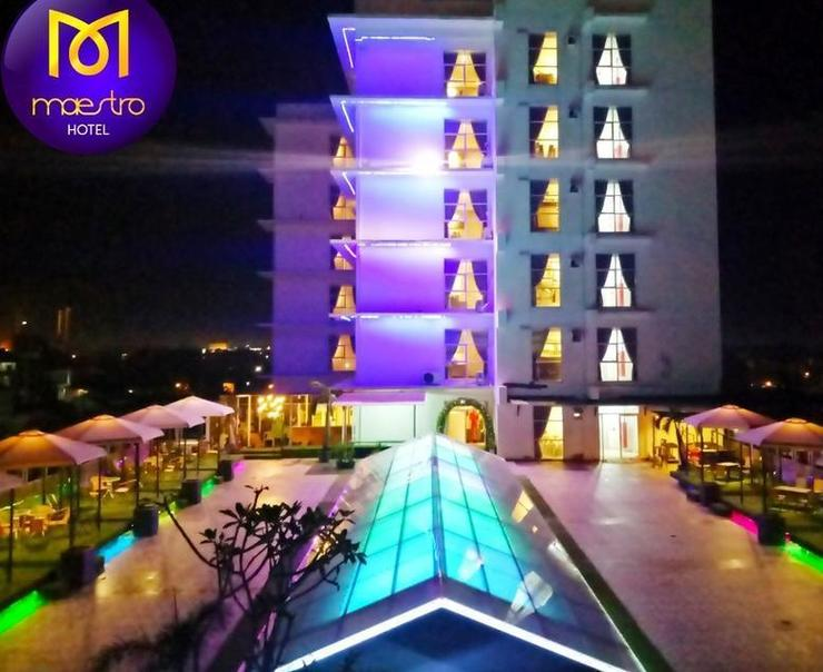 Maestro Hotel Kota Baru Pontianak - Hotel Maestro