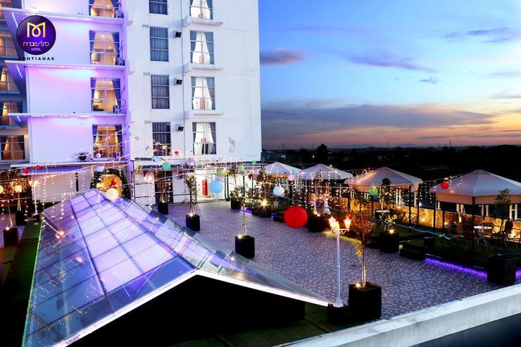Maestro Hotel Kota Baru Pontianak - The Pavilion